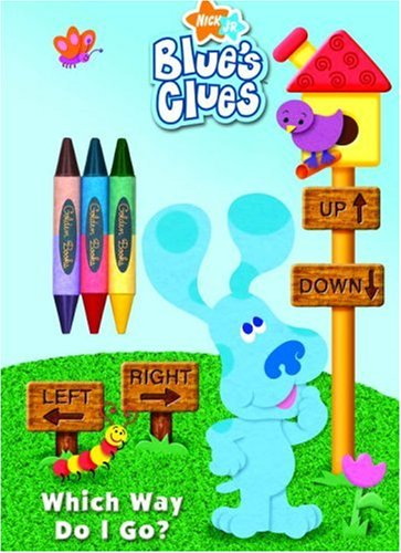 Download Which Way Do I Go? (Color Plus Double-Sided Crayon) pdf epub