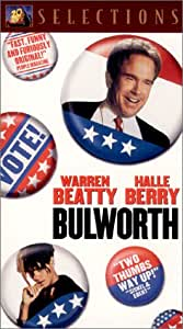 Bulworth [VHS]