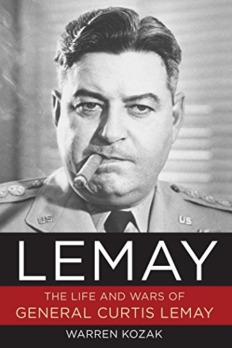 LeMay: The Life and Wars of General Curtis LeMay (English Edition) por [Kozak, Warren]