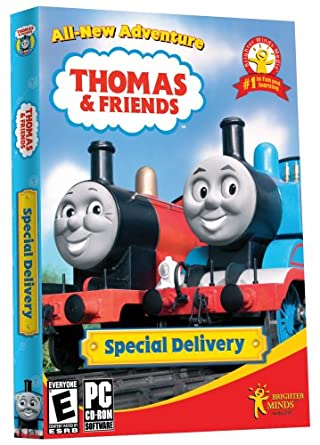 Amazoncom Thomas And Friends Special Delivery Old Version