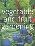 Vegetable and Fruit Gardening, Bird, 1842152718