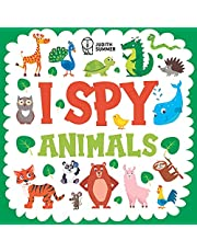 I Spy Animals: A Fun Guessing Game Picture Book for Kids Ages 2-5, Toddlers and Kindergartners ( Picture Puzzle Book for Kids)