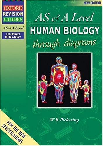 Advanced Human Biology Through Diagrams (Oxford Revision Guides)