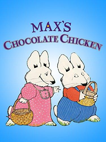 Max's Chocolate Chicken (Chocolate Rubis)