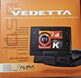 Cobra Vedetta SLR650G-RU Radar Laser Detector Russian Language, Works Worldwide (Discontinued by Manufacturer)