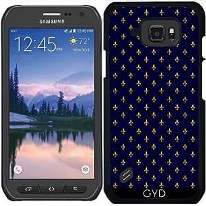 Funda para Samsung Galaxy S6 Active - Lirios by wamdesign