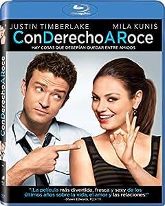 Con Derecho A Roce [Blu-ray]