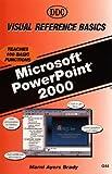 Microsoft PowerPoint 2000, Marni Ayers Brady, 156243781X