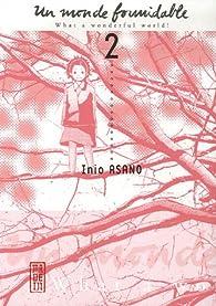 Un Monde formidable, tome 2  par Inio Asano