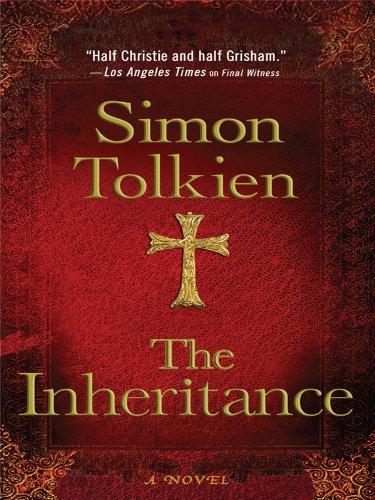 Image of The Inheritance (Thorndike Thrillers)