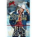 Blizzard of Love: A Western Romance Novella (Long Valley) (Volume 2)