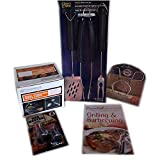 Outdoor Grilling Gift Bundle [5 Piece]