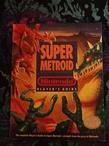 super metroid nintendo player s strategy guide amazon com books rh amazon com super metroid strategy guide book super metroid strategy guide pdf
