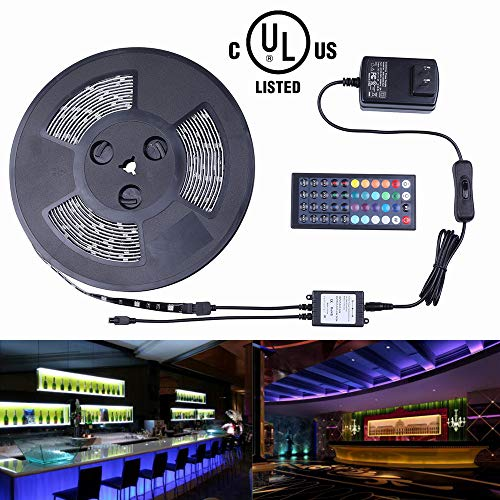 Miheal Waterproof 5050 SMD 32.8ft (10m) RGB LED