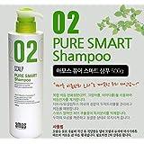 AMOREPACIFIC amos scalp pure smart shampoo for dandruff scalp, made in Korea, kstyle, anti-dandruff