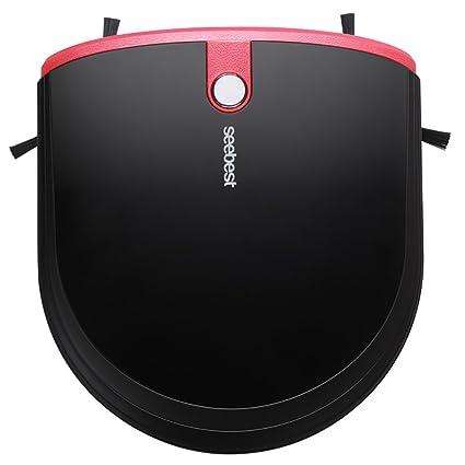 YMMONLIA Robot Aspirador Sensores de Suciedad Dirt Detect Óptimo ...