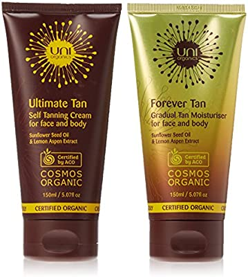 aco self tanning lotion