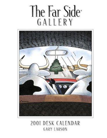 Download Far Side Gallery 2001 Calendar PDF