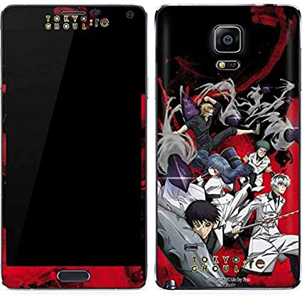 Amazon com: Skinit Tokyo Ghoul re Galaxy Note 4 Skin