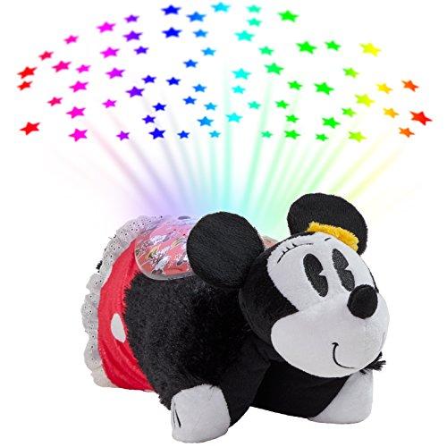 Pillow Pets Retro Minnie Mouse Sleeptime Lite - Disney Plush