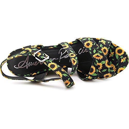 American Rag Rachey Tessile Scarpa con la Zeppa