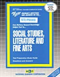 Social Studies, Literature and Fine Arts, Rudman, Jack, 0837384044