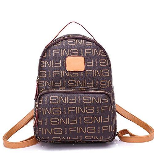 sac PU  femmes 22 de à décontracté mode souple à de main dos cuir sac en Sac multifonctionnel H7ZpTqW1T
