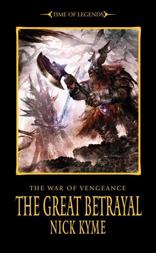 Used, The War of Vengence: The Great Betrayal (Time of Legends: for sale  Delivered anywhere in USA
