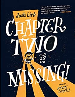 Book Cover: Chapter Two is Missing