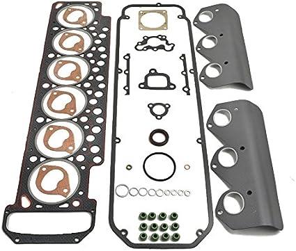 ITM Engine Components 09-12315 Cylinder Head Gasket Set for BMW 2.7L L6 M20 325e 528e 325