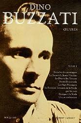 Dino Buzzati oeuvres (1933-1953)