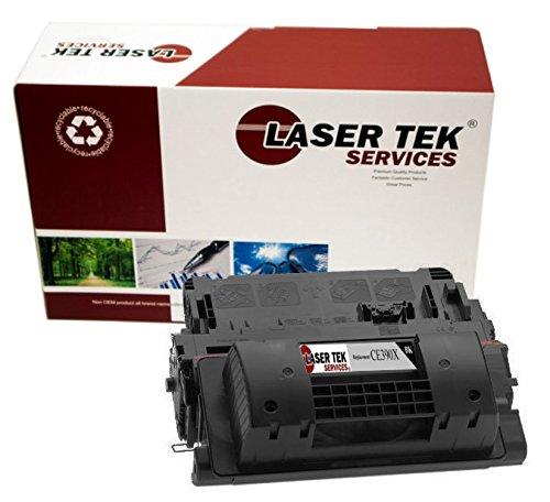 5 pk CE390X Toner Cartridge for HP Enterprise M4555f MFP M4555h skm Printer