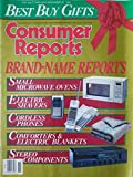 Consumer Reports November 1989 - Bran-Name Reports: Small Microwave Ovens, Electric Shavers, Cordless Phones, Comforters and Electric Blankets, Stereo Components