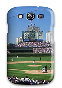 Janice K. Alvarado's Shop New Style chicago cubs MLB Sports & Colleges best Samsung Galaxy S3 cases 1462807K912724654