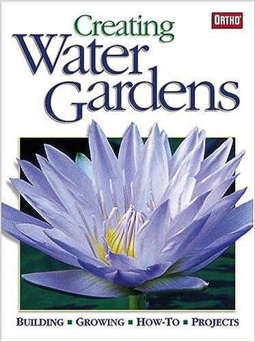 Creating Water Gardens