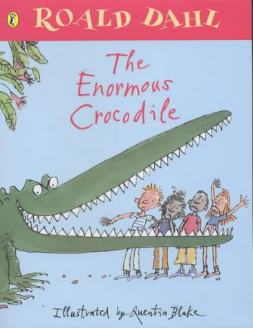 The Enormous Crocodile (Colour Edition) (English and Spanish Edition)