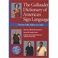 Gallaudet Dictionary of American Sign Language