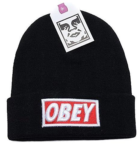 CAPPELLO OBEY INVERNALE INVERNO Berretto 2014 UNISEX Cap Hat swag hip hop  NY New era uomo 1658403d7d9c