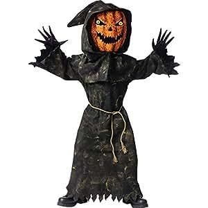 Fun World Costumes FBA_FW130112LG Bobble Head Pumpkin Child's Costume (Large)