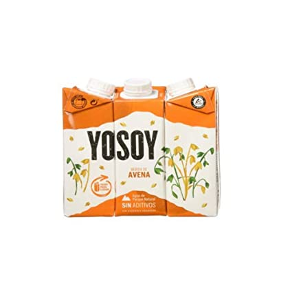 Yosoy - Bebida de Avena - Caja de 8 packs de 3x250ml: Amazon.es ...