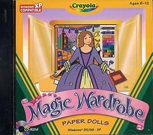 Amazon Crayola Magic Wardrobe