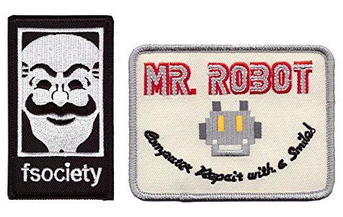 Fsociety Costumes - MR ROBOT FSOCIETY TV SHOW Costume