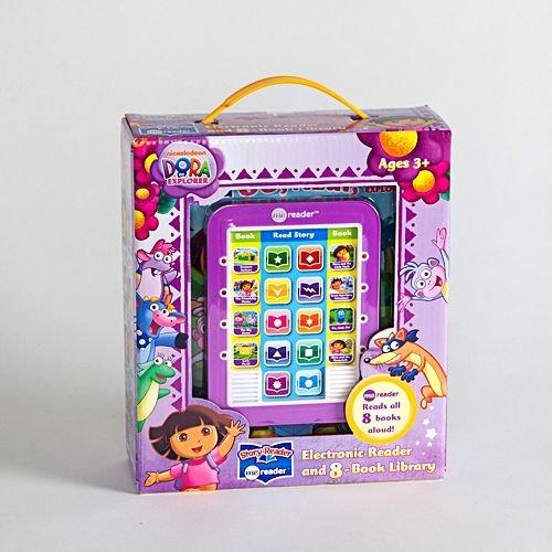 Dora the Explorer Electronic Me Reader & Books Set ()