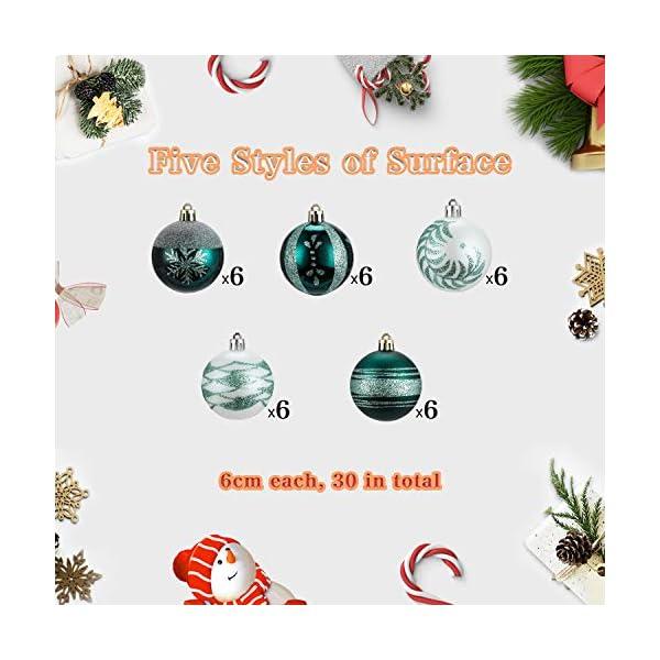 LessMo Palle di Natale2 (Verde) 5 spesavip