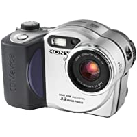 Sony MVCCD350 CD Mavica 3.2MP Digital Camera w/ 3x Optical Zoom At A Glance Review Image