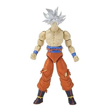 Bandai Dragon Ball Super Figurine Dragon Star 17 Cm Goku Ultra Instinct 35994