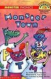Monster Town, Judith Bauer Stamper, 0590762656