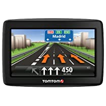"Tomtom Start 25 - Navegacion con pantalla táctil de 5"" y mapa de 45 países, color negro"