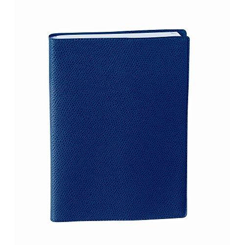 QUO VADIS - Agenda Journalier Miniday (7x10cm), Janv à Déc 2019 - Couleur bleu