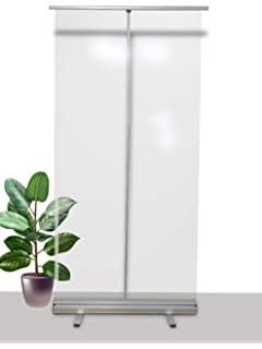 Mampara de protección de policarbonato celular | separador para industrias, fabricas, puestos de trabajo, hostelería y restaurantes (50 cm ancho x 150 cm alto): Amazon.es: Oficina y papelería